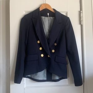 Willow & Clay Navy Blazer
